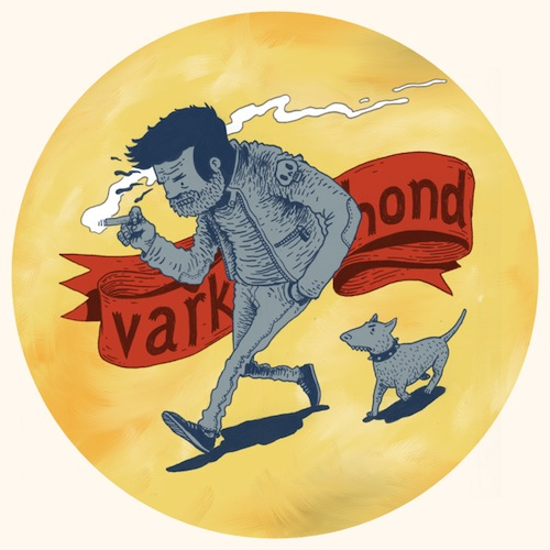 Gerhard Human - Varkhond illustration